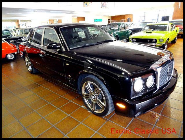 2009 Bentley Arnage  T Mulliner Msrp $284k San Diego, California 5
