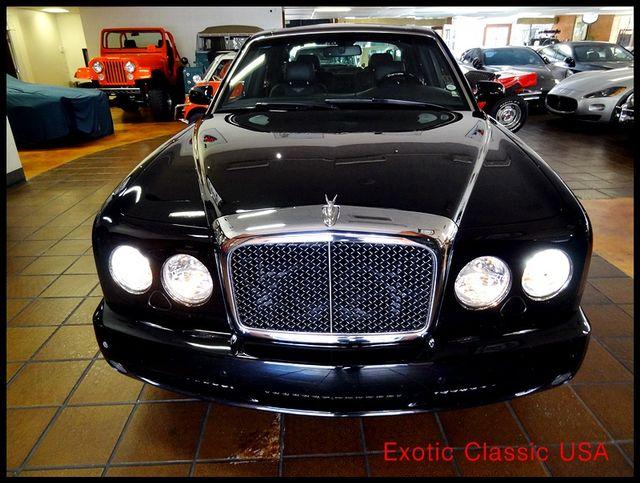 2009 Bentley Arnage  T Mulliner Msrp $284k San Diego, California 6