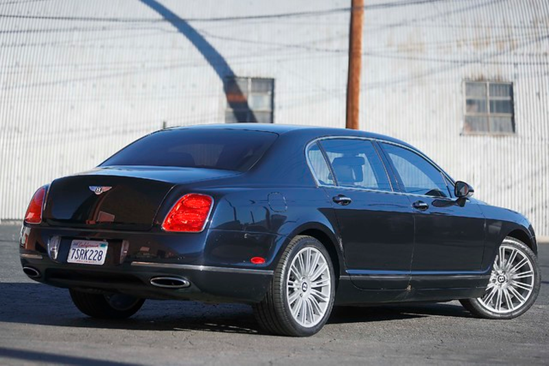 2009 Bentley Continental Flying Spur Speed - CARBON CERAMIC BRAKES  city California  MDK International  in Los Angeles, California