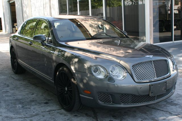 2009 Bentley Continental Flying Spur Speed Houston, Texas 1