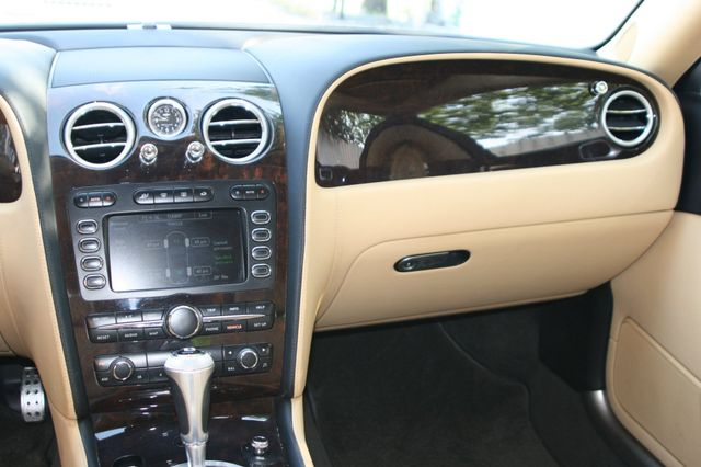 2009 Bentley Continental Flying Spur Speed Houston, Texas 16