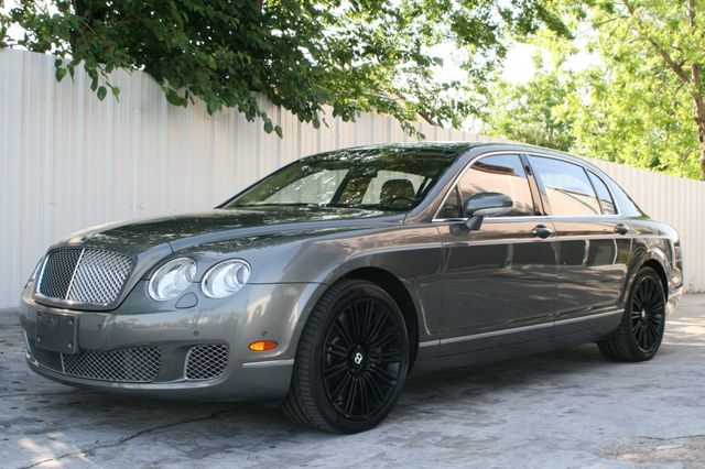 2009 Bentley Continental Flying Spur Speed Houston, Texas 2