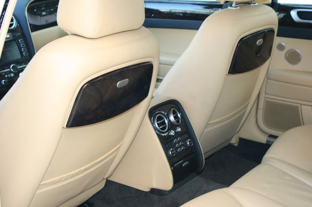2009 Bentley Continental Flying Spur Speed Houston, Texas 25