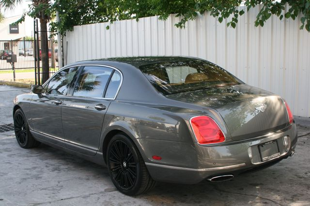 2009 Bentley Continental Flying Spur Speed Houston, Texas 5