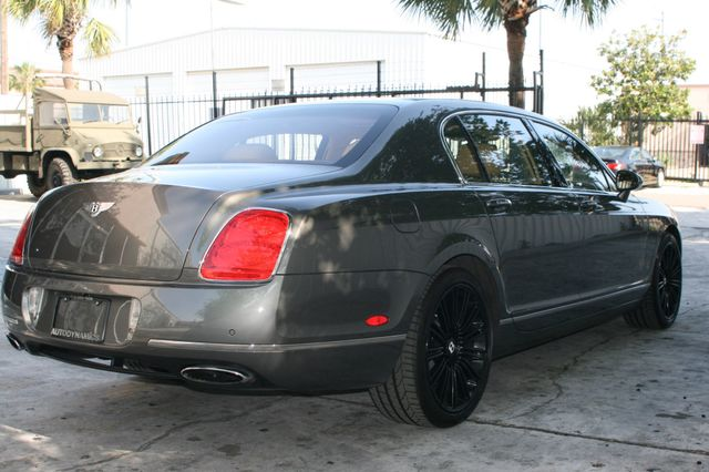 2009 Bentley Continental Flying Spur Speed Houston, Texas 7