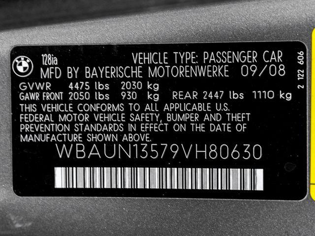 2009 BMW 128i Burbank, CA 19