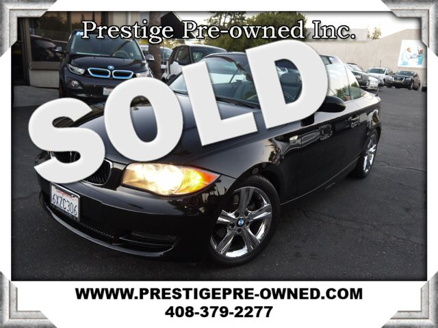 2009 BMW 128i   in Campbell CA