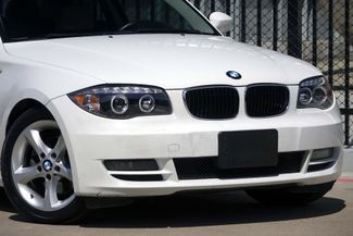 2009 BMW 128i Sunroof * FRESH SERVICE * White/Beige * AUTOMATIC Plano, Texas 18