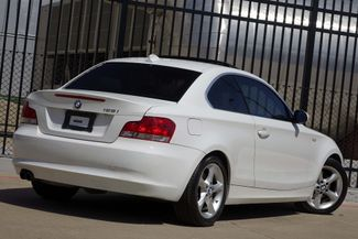 2009 BMW 128i Sunroof * FRESH SERVICE * White/Beige * AUTOMATIC Plano, Texas 4