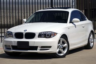 2009 BMW 128i Sunroof * FRESH SERVICE * White/Beige * AUTOMATIC Plano, Texas 1