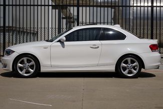 2009 BMW 128i Sunroof * FRESH SERVICE * White/Beige * AUTOMATIC Plano, Texas 3