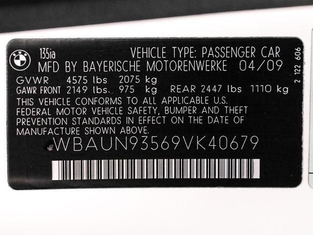 2009 BMW 135i Burbank, CA 25