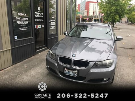 2009 BMW 328i xDrive Wagon All Wheel Drive Local History Cold Weather Premium Comfort Access Pkgs Xenons  in Seattle