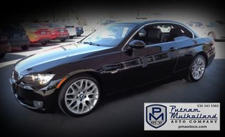 2009 BMW 328i 3 Series Convertible Chico, CA
