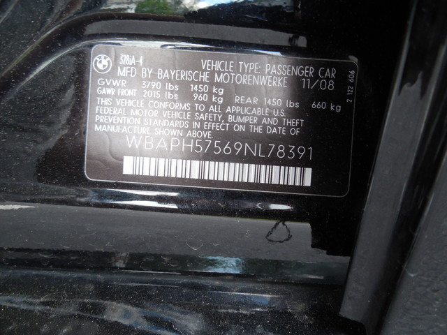 2009 BMW 328i I SULEV Leesburg, Virginia 23
