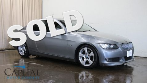 2009 BMW 328xi xDrive AWD Coupe w/Navigation, Heated Seats, HiFi Audio & VERY Low Miles in Eau Claire