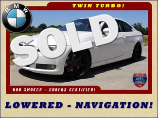 2009 BMW 335i LOWERED - NAVIGATION - CUSTOM WHEELS! Mooresville , NC