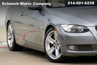 2009 BMW 335i Sport Convertible Plano, TX 2
