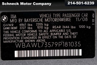 2009 BMW 335i Sport Convertible Plano, TX 34
