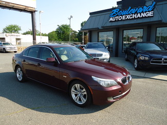 2009 BMW 528i Charlotte, North Carolina
