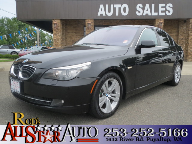 2009 BMW 528i The CARFAX Buy Back Guarantee that comes with this vehicle means that you can buy wi