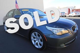 2009 BMW 535i* TWIN TURBO* SPORT & PREM* SHADES* LOW MI AUTO* LEATHER* LOGIC* MOONROOF* WOW Las Vegas, Nevada