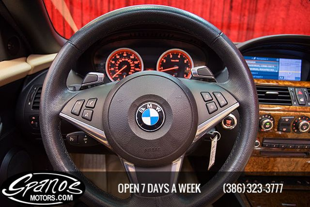 2009 BMW 650i Daytona Beach, FL 26