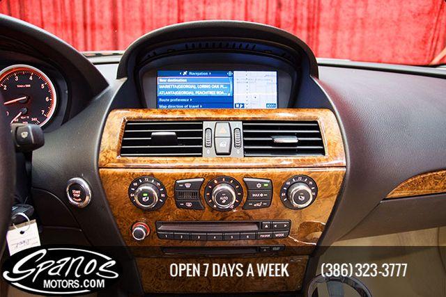 2009 BMW 650i Daytona Beach, FL 32