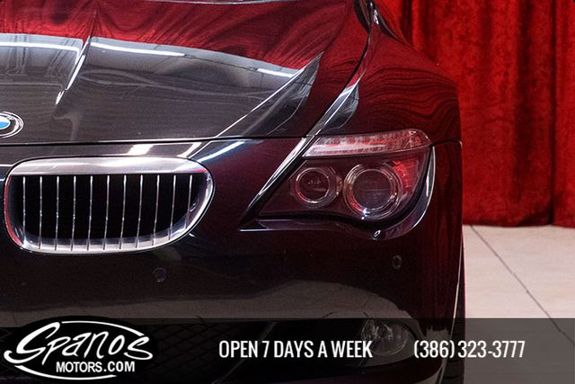 2009 BMW 650i Daytona Beach, FL 8