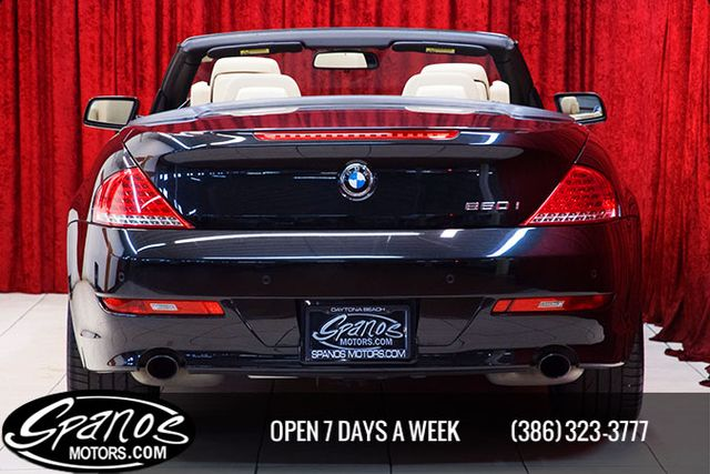 2009 BMW 650i Daytona Beach, FL 5