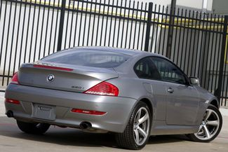 2009 BMW 650i SPORT PKG * Comfort Access * ONLY 73k MILES *NICE! Plano, Texas 4