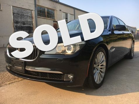 2009 BMW 7-Series 750Li in Dallas