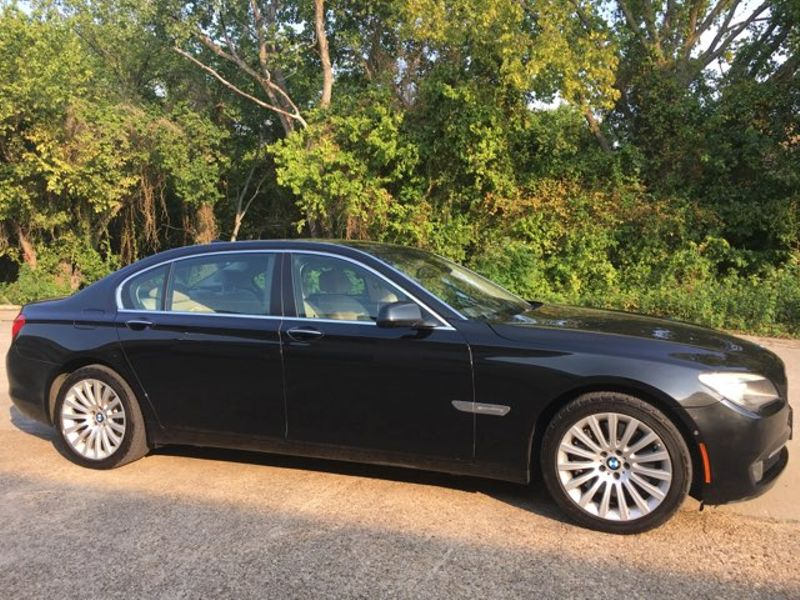 2009 BMW 7-Series 750Li  city TX  Marshall Motors  in Dallas, TX