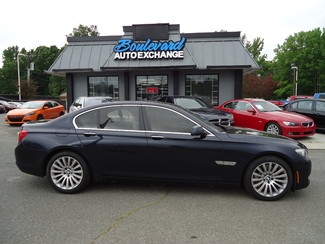 2009 BMW 750i luxury Charlotte, North Carolina 1