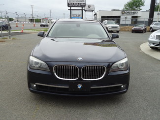 2009 BMW 750i luxury Charlotte, North Carolina 2