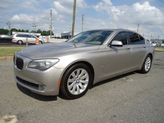 2009 BMW 750i Charlotte, North Carolina 10