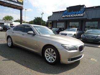 2009 BMW 750i Charlotte, North Carolina 2