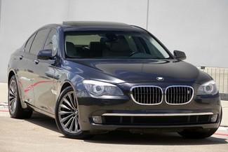 2009 BMW 750i* Sport* Rear DVD* DRVR ASST*  in Plano TX
