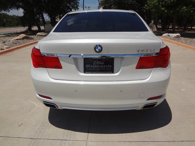 2009 BMW 750Li Austin , Texas 3