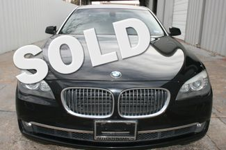 2009 BMW 750Li Houston, Texas
