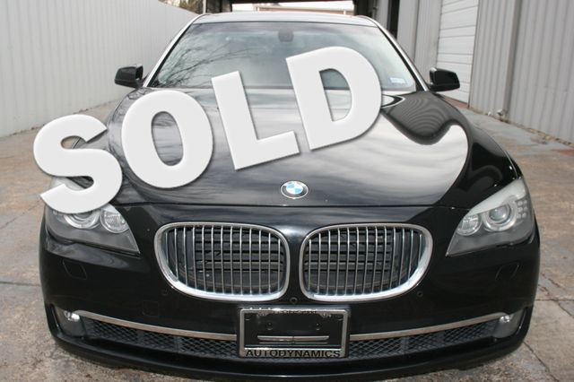 2009 BMW 750Li Houston, Texas 0