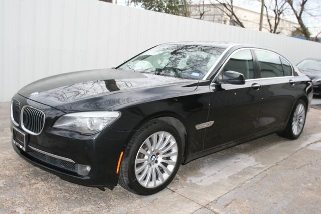 2009 BMW 750Li Houston, Texas 1