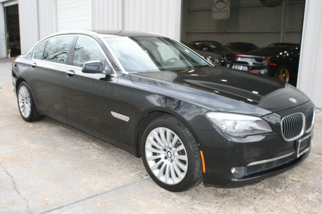 2009 BMW 750Li Houston, Texas 2