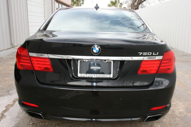 2009 BMW 750Li Houston, Texas 3