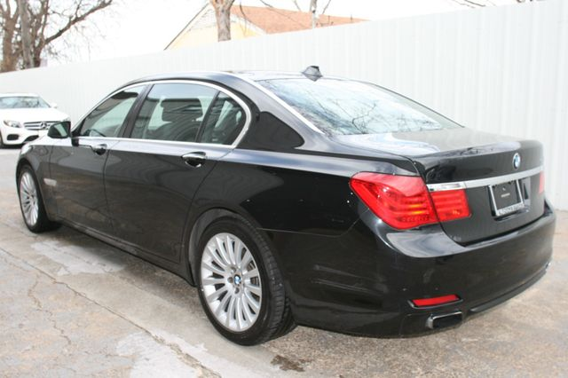 2009 BMW 750Li Houston, Texas 4