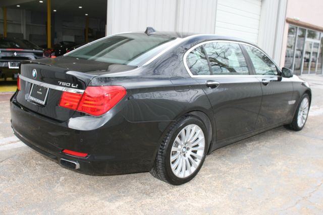 2009 BMW 750Li Houston, Texas 5