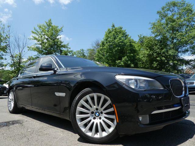 2009 BMW 750Li Leesburg, Virginia 1