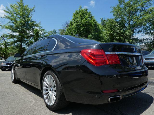 2009 BMW 750Li Leesburg, Virginia 2