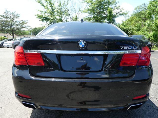 2009 BMW 750Li Leesburg, Virginia 9