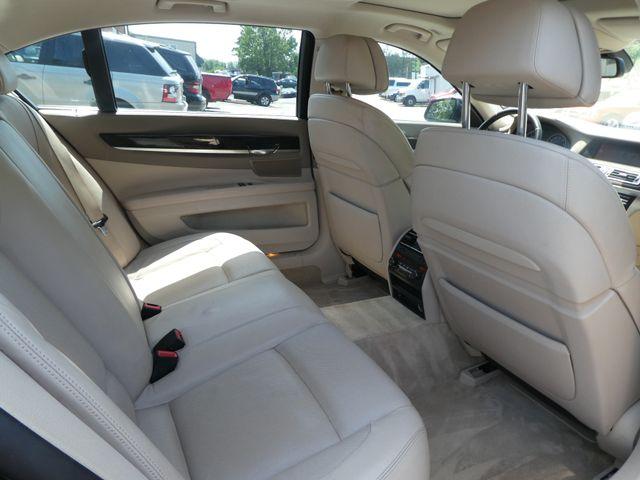 2009 BMW 750Li Leesburg, Virginia 13